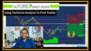 TRADING TUTORIAL - Using technical Analysis To Find Trades