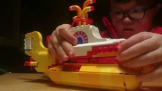 The Beatles LEGO Yellow Submarine - Pepperland