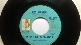 Everything Is Beautiful , Ray Stevens , 1970