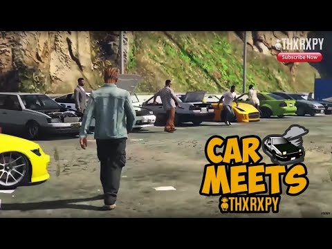 GTA 5 ONLINE - ROCKSTAR STANCE MEET AMAZING CARS WHAT ONE WOULD YOU BUY ?  #THXRXPY (XB1)