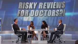 Risky Reviews for Doctors?! - Video Youtube