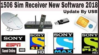 1506g sim receiver software - Kênh video giải trí dành cho
