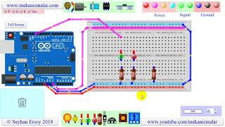 Arduino and Breadboard Version Three