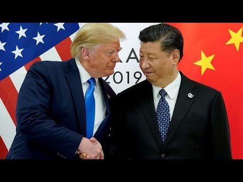 العرب اليوم - شاهد: الصين تتوعد بإجراءات مضادة حال فرض ترامب المزيد من الرسوم على وارداتها