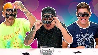 YouTubers VS Mascarilla extrema. El peor dolor del mundo