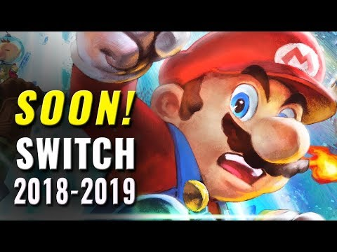 Top 25 Upcoming Nintendo Switch Games 2018 & 2019