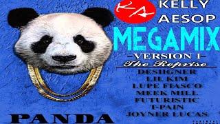 PANDA Megamix Ver. 1 (ft. Lil Kim Lupe Fiasco Meek Mill Futuristic T-Pain & Joyner Lucas)