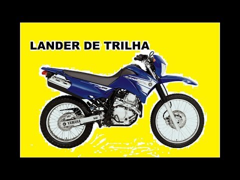 COMO PREPARAR YAMAHA XTZ 250 LANDER PARA TRILHA - Leandro #82