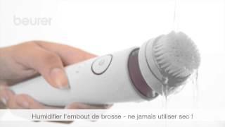 VIDEO Brosse Nettoyante pour le  Visage Pureo Deep Cleansing FC 95 BEURER