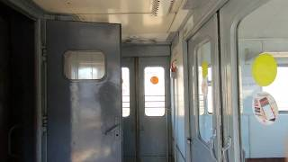 ЭТ2М-130, маршрут: Конаково ГРЭС - Москва / Train ET2M-130, route: Konakovo GRES - Moscow