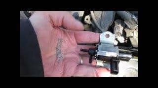 p2008 intake manifold runner control circuit open