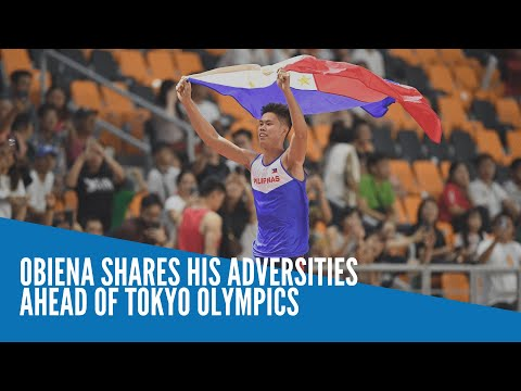 [Inquirer]  Obiena shares his adversities ahead of Tokyo Olympics