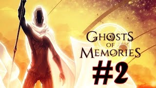 Ghosts of Memories - Lvl 4 to 6 - iOS / Android Walkthrough Video - PART 2