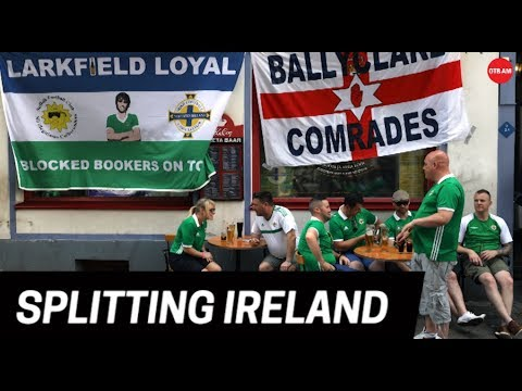 Paranoia, in-fighting and imperialism | Ireland's sporting border | OTB AM
