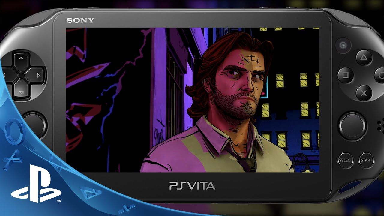 The Wolf Among Us Out Today on PS4, PS Vita