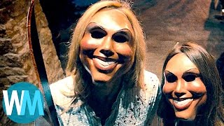 Another Top 10 Terrifying Horror Movie Masks