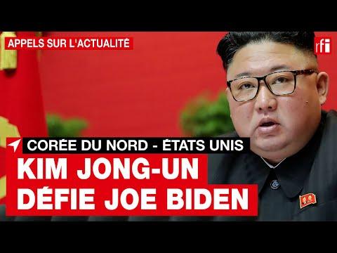 Corée du Nord : un message envoyé à Joe Biden Corée du Nord : un message envoyé à Joe Biden