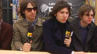 The Young Veins Interview (2010)
