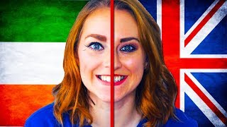 Irish Makeup Vs British Makeup