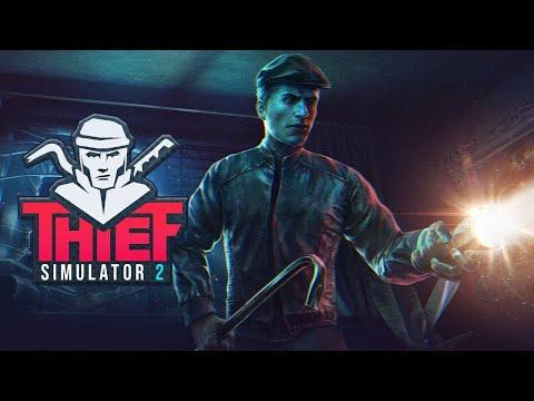 Official reveal trailer de Thief Simulator 2