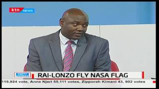 News Center: Raila Odinga and Kalonzo Musyoka to fly the NASA flag part 2