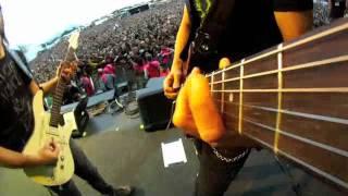 Kiko Loureiro- Rock In Rio  Festival 2011-Nothing To Say