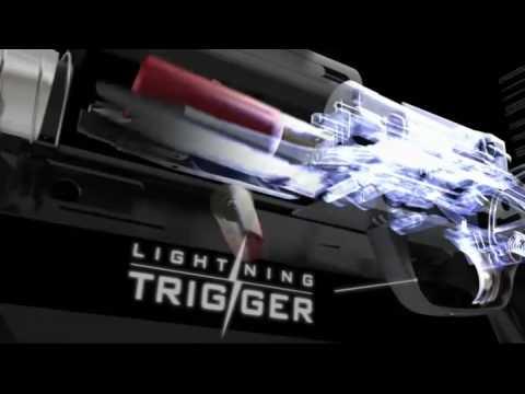 Maxus Shotgun Design