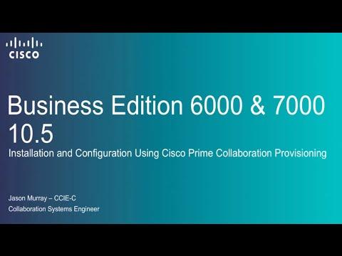 Cisco BE 6K-6M Server