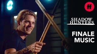 "Jace & Simon Training | Shadowhunters Series Finale | Music: Whitney Myer - ""Click Ya Heelz"""