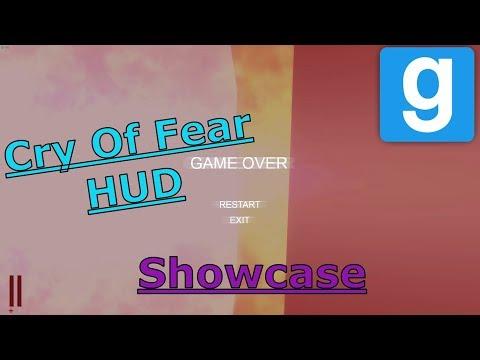 Gmod Addons Mod Showcase: Cry Of Fear HUD (Garry's Mod) - Gmod Addons Guy