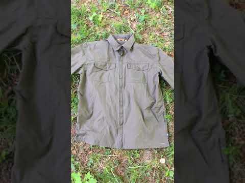 Fjällräven Tarmac Hemd G-1000 Outdoor Bluse