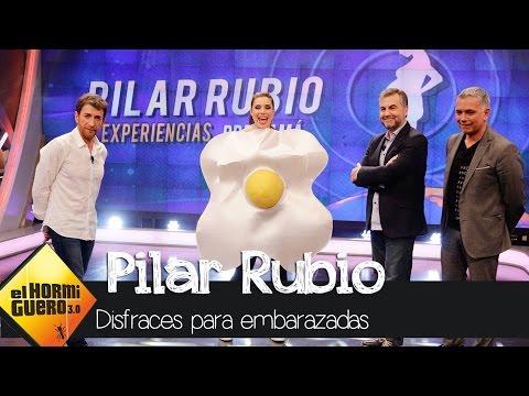 Pilar Rubio nos trae los mejores disfraces para embarazadas - El Hormiguero 3.0