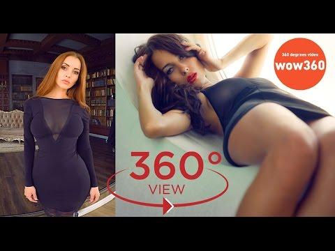 Sesso con una telecamera nascosta nella camera da letto al russo