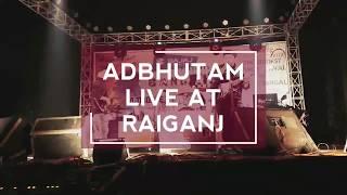 Momentum | Live at Raiganj | Reshaping Harmony tou - adbhutam