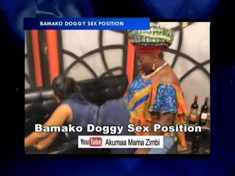 Bamako Doggy Sex Position