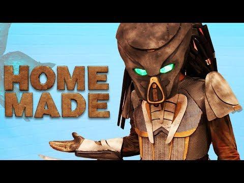 The Predator Homemade