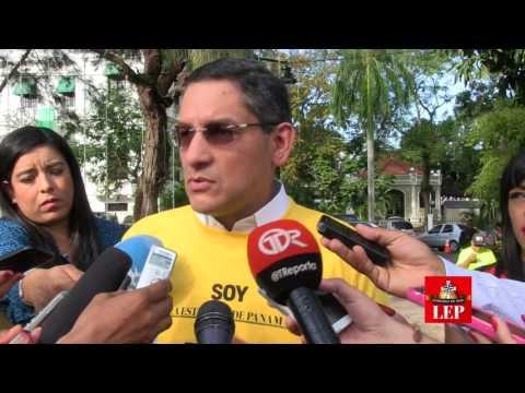 La sociedad panameña exige respeto a EE.UU.