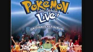 Pokemon Live! - Misty's song