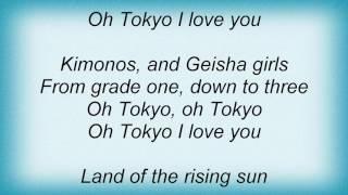 10cc - Tokyo Lyrics