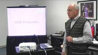 How to Use a LCD Projector with A Laptop