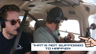 IFR Flight Plan Changed, Autopilot Failed & Window Malfunction  C182T