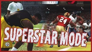 WILL WE BECOME THE GOAT!?? - Madden 07 Superstar Gameplay