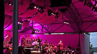 "Ann Hampton Callaway and Gordon Goodwinds Big Phat Band ""The Man I Love"""