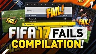 FIFA 17 FAILS