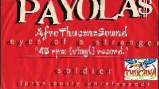 Payolas-Eyes Of The Stranger  ACCELERATO (vinyl) record