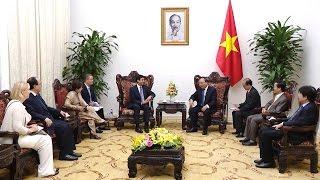Tin Tức: Thủ tướng Nguyễn Xuân Phúc tiếp các Phó Tổng Thư ký LHQ