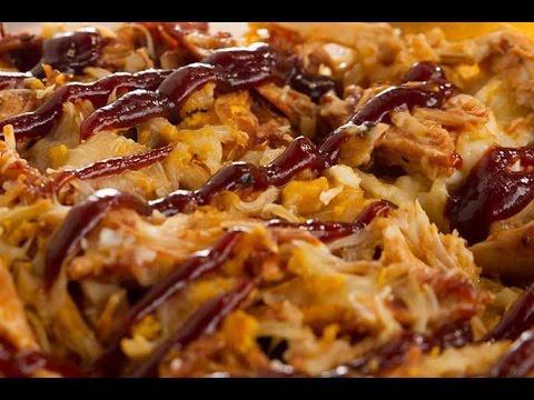 BBQ Chicken Smoked Cheddar Mac & Cheese