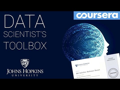 The Data Scientist's Toolbox All Quiz & Assignment Answers ll ...