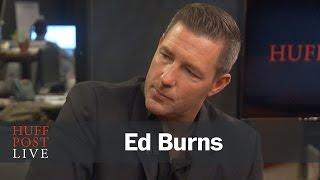 Ed Burns On Meeting Christy Turlington