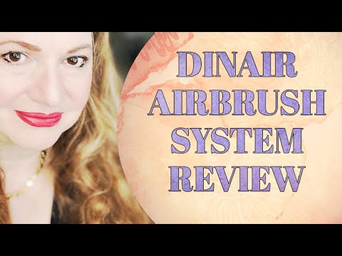 Review of Dinair airbrush system - genuine opinion